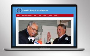 Sheriff Butch Anderson