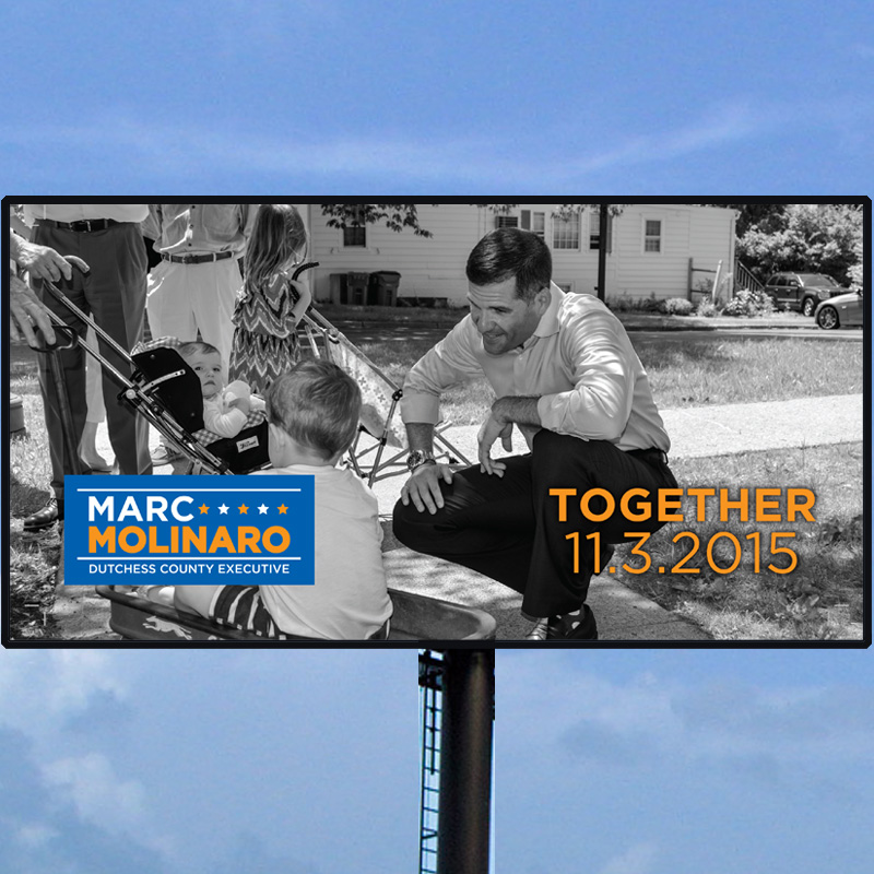 Marc Molinaro Billboard